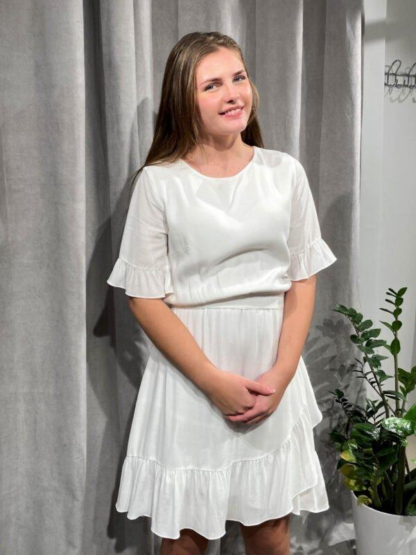 Skøn boheme konfirmationskjole MOLLY