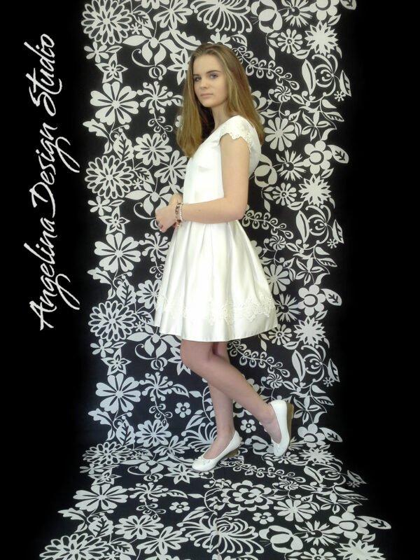 Enkel konfi kjole FREJA