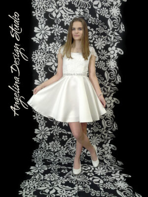 Konfi kjole blonde LUCCA